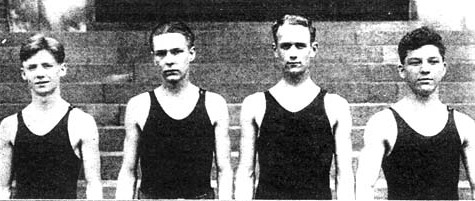Elder's Original Swim Team