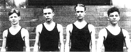 Elder's Original Swim Team