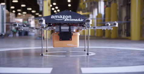 Amazon's Prime Air. Will it deliver your next online purchase?