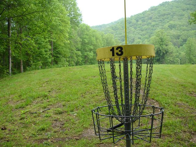13th+hole+at+Mt.+Airy%27s+Forest+Frisbee+gold+course+