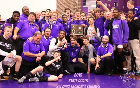 Panthers excel on the mat