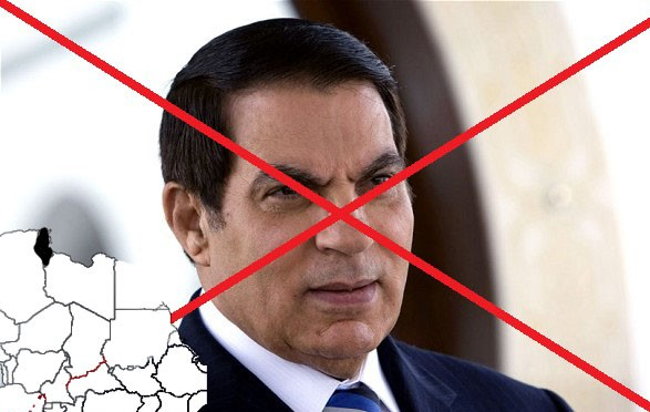 Tunisian president Ben Ali was deposed in 2011.