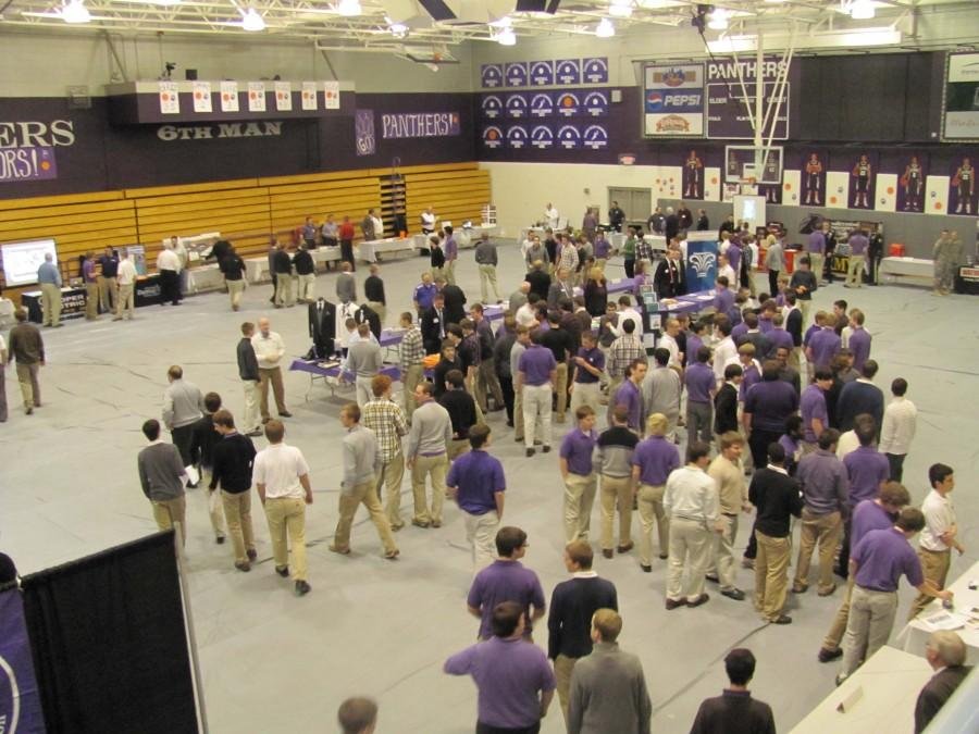Alumni+impress+at+Career+Day