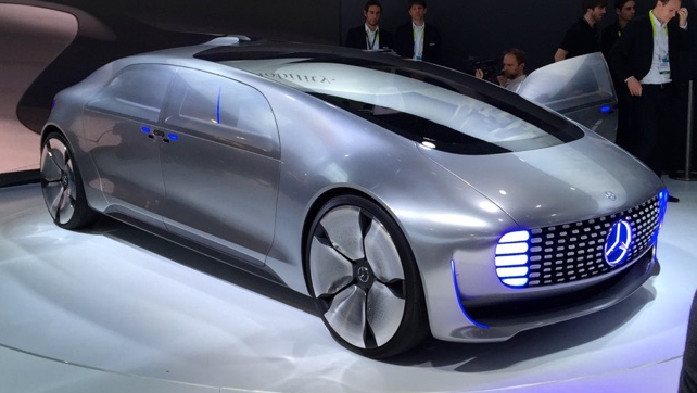 Are Automated Cars Driving The Future The Purple Quill