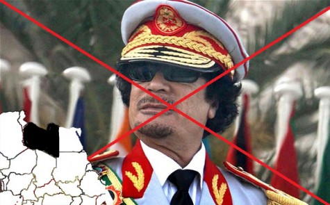 Libyan dictator Muammar Gaddafi was killed in 2011 during the Libyan Civil War.