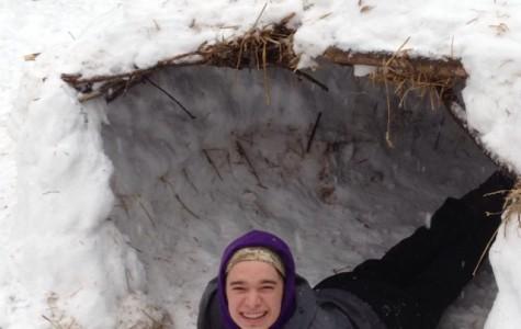Panthers enjoy 'snow week'