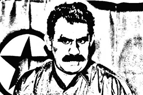 Abdullah Ocalan is the imprisoned leader of the Kurdistan Workers' Party.