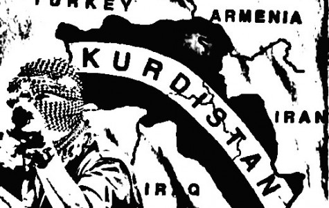 The Kurds fight tenaciously for freedom