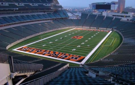 Paul Brown Stadium gets a new look
