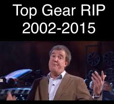 Farewell Top Gear
