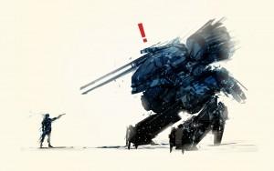 A Piece of Metal Gear Solid fan art uploaded by KalimJAJA