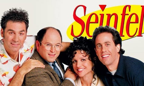 Jerry Seinfeld's happy birthday