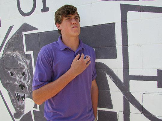 Ryan Custer '16