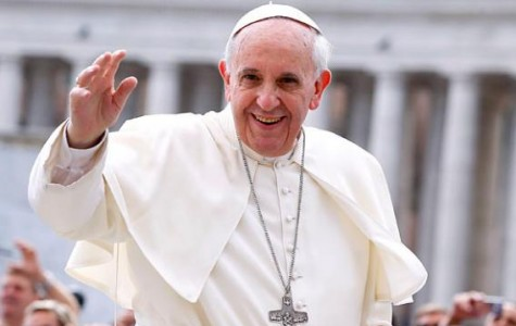 Pope's coming to town