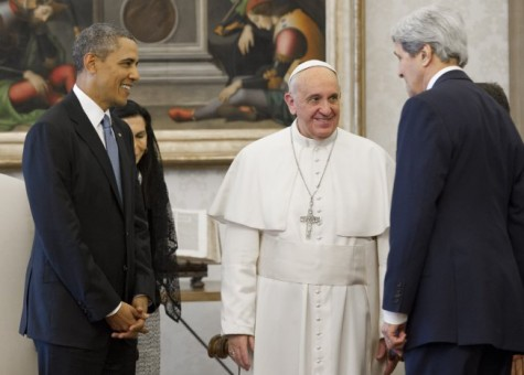 Pope in the US
