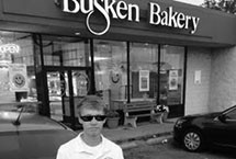Ridder's Reviews: Busken Bakery