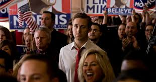 Ryan Gosling starring in Ides of March shot in Cincinnati in 2011