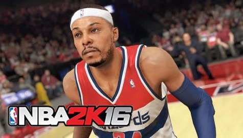 NBA 2K16 hits the shelves