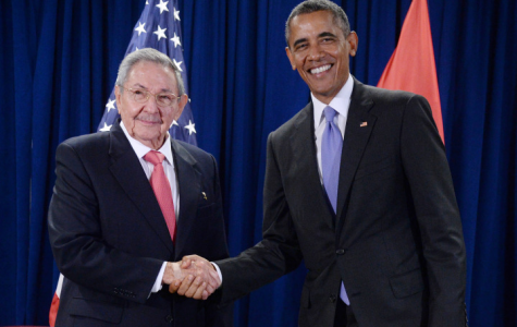 Improving relations between the U.S. and Cuba