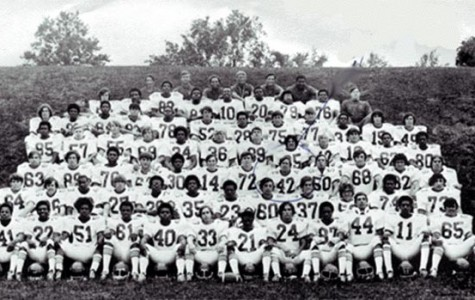 The 1971 T.C. Williams football team