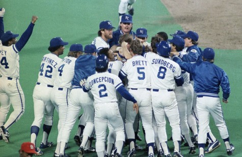 The 1985 Kansas City Royals