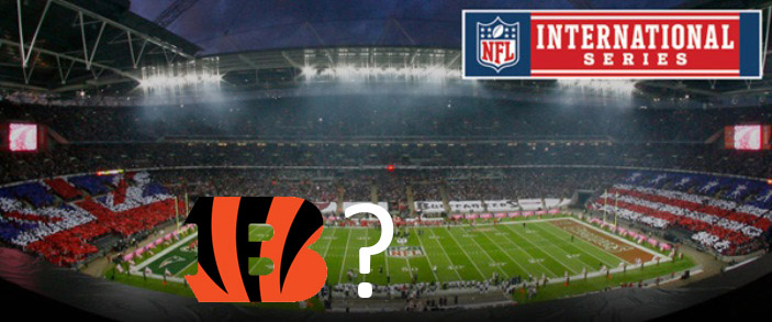 Bengals to London?