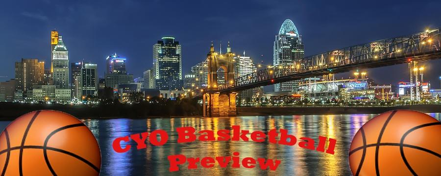 CYO Basketball is back in the Queen City