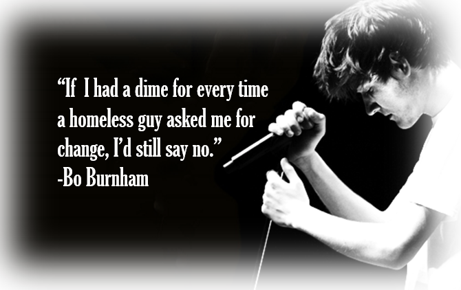Bo Burnham in Cincinnati