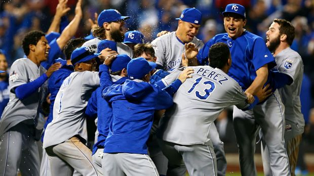 Kansas+City+Royals+win+World+Series