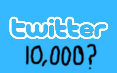 Twitter to 10,000?