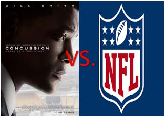 'Concussion' sparks conflict with the NFL
