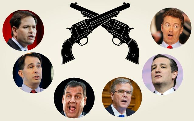 The truth behind Republican gun policies