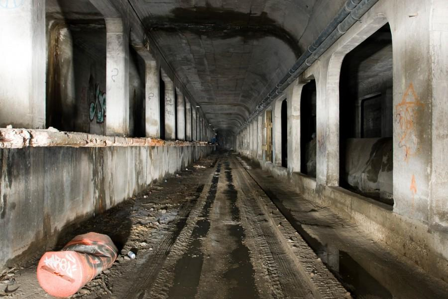 Cincinnati's subway remains hidden