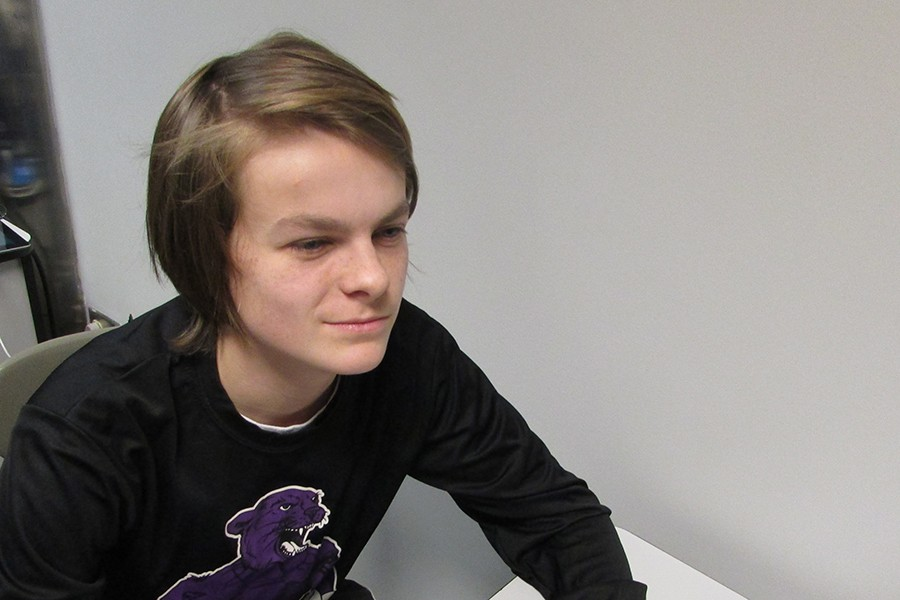 Zach Fries '17