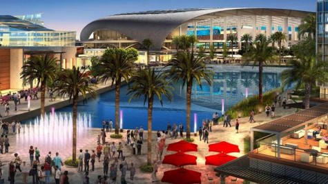 New Plans for the City of Champions Stadium in LA