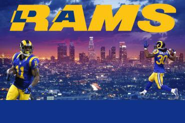 Tavon Austin and Todd Gurley are ready to take their talents to LA