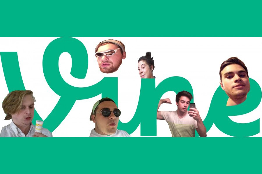 Some of the stars of VINE
