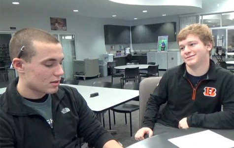 Ben Dirr interviews former Quill staff writer Ben Gramke about his second semester.