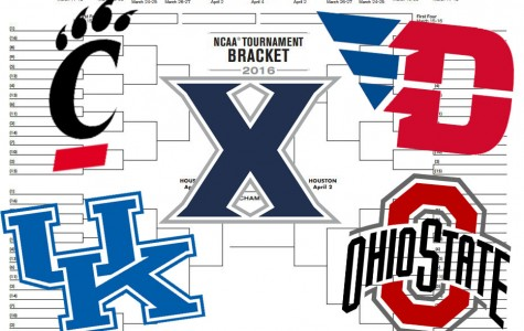Local teams such as Cincinnat, Dayton, Xavier, Kentucky, and Ohio State are looking to continue their season into the NCAA Tournament
