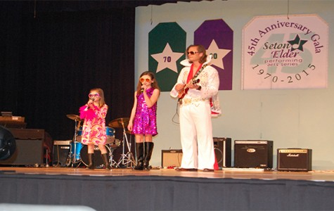 Students shine in Talent Show