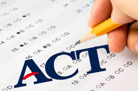 Juniors at Elder will be given the ACT on April 19th