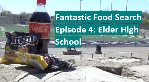 Fantastic Food Search Episode 4: Elder vending machines