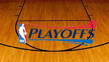 NBA Playoff race heats up