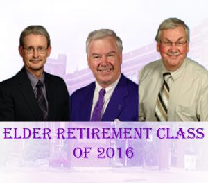 Faculty entering retirement