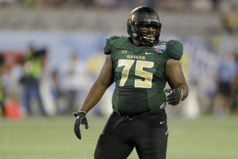 Big Andrew Billings is ready to punish other teams who passed up on him in the NFL draft