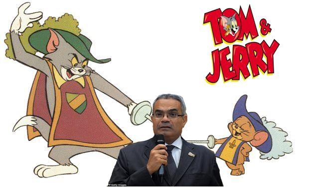 Egyptian Official blames 'Tom and Jerry' for violence in the Middle East