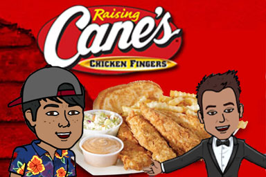 Fantastic Food Search: Season 2, Episode 1: Raising Canes