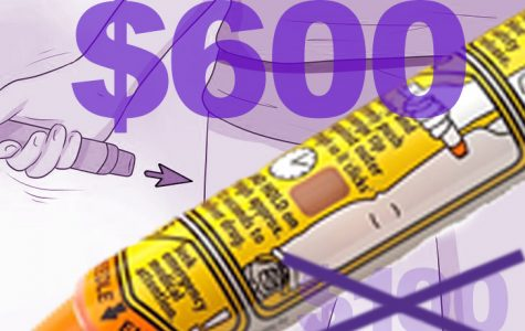 The cost of an EpiPen has skyrocketed from $100 to $600