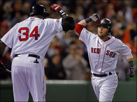 Big Papi and Dustin Pedroia go for their thrid championship as teamates