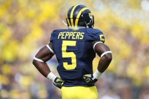 Standout Michigan player Jabrill Peppers